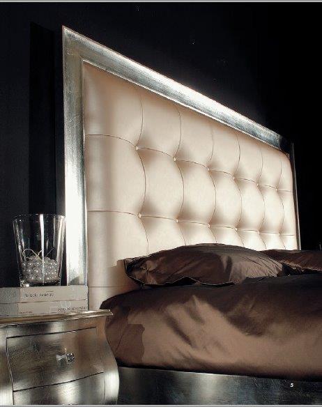 letto bed imbottito isella