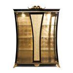 gold oro vetrina vitrine