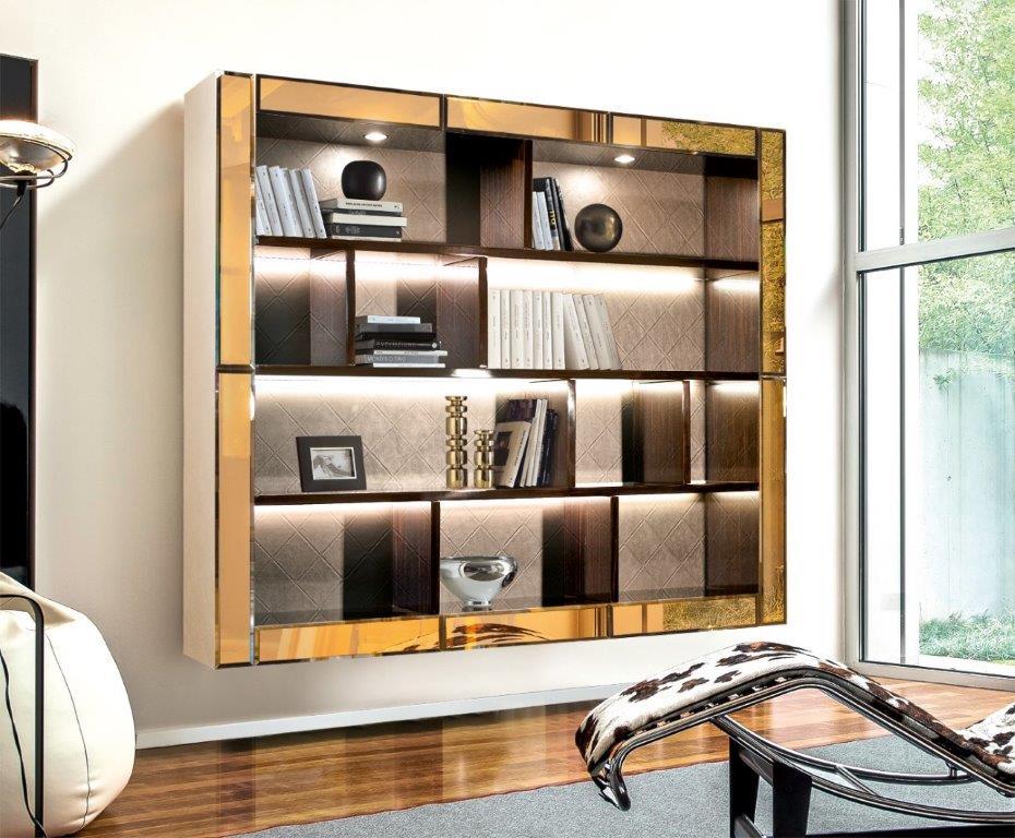 bookshelf modern isella cantu